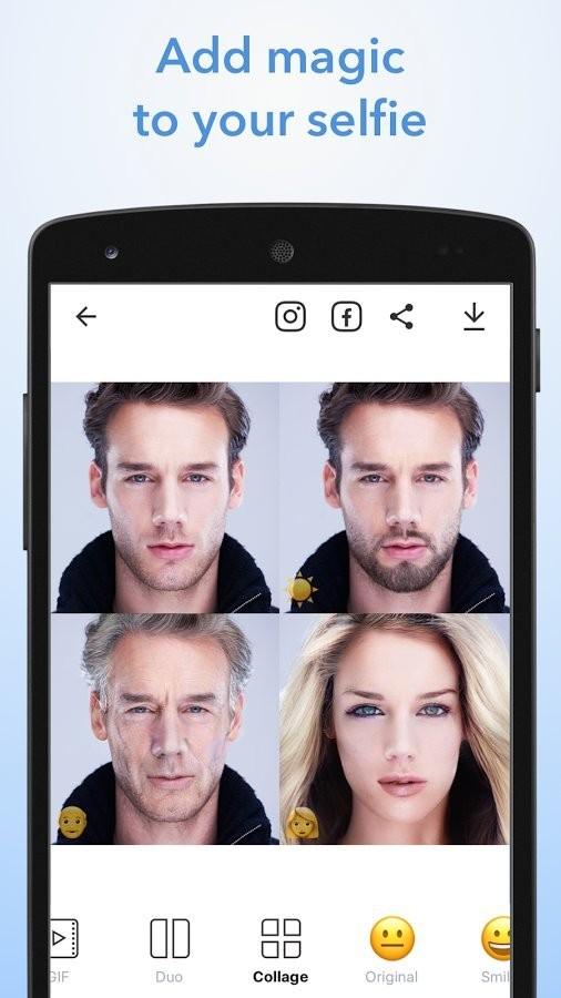 Исправляем ошибку при обработке фото в FaceApp
