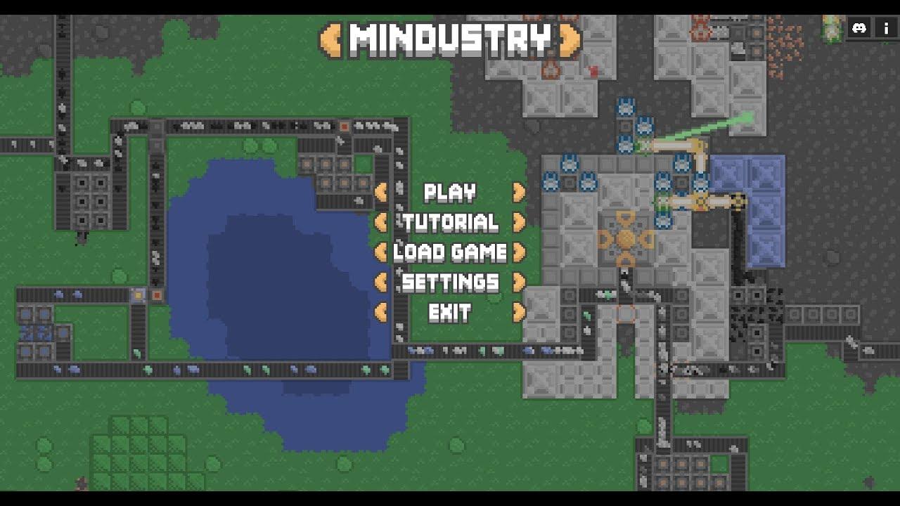 Популярные сервера Mindustry Android
