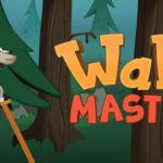 Прохождение уровней Walk Master