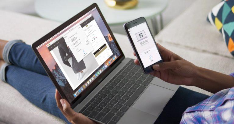 Использование Safari при покупке через Apple Pay обязательно