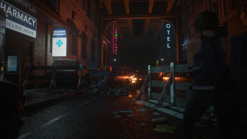 Resident Evil 3 Remake вылетает с ошибкой
