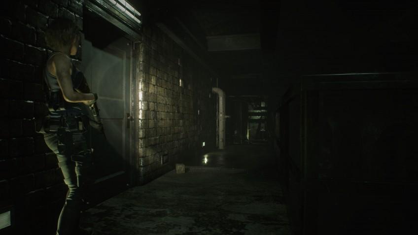 Resident Evil 3 Remake черный экран при запуске