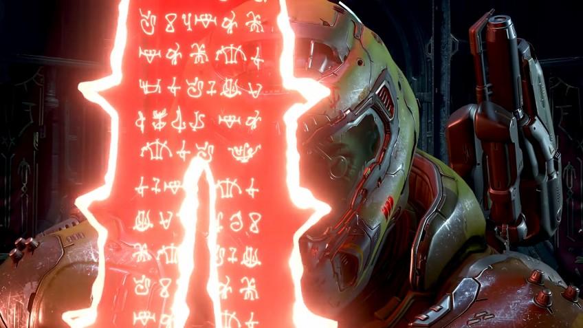 Скриншот из игры Doom Eternal