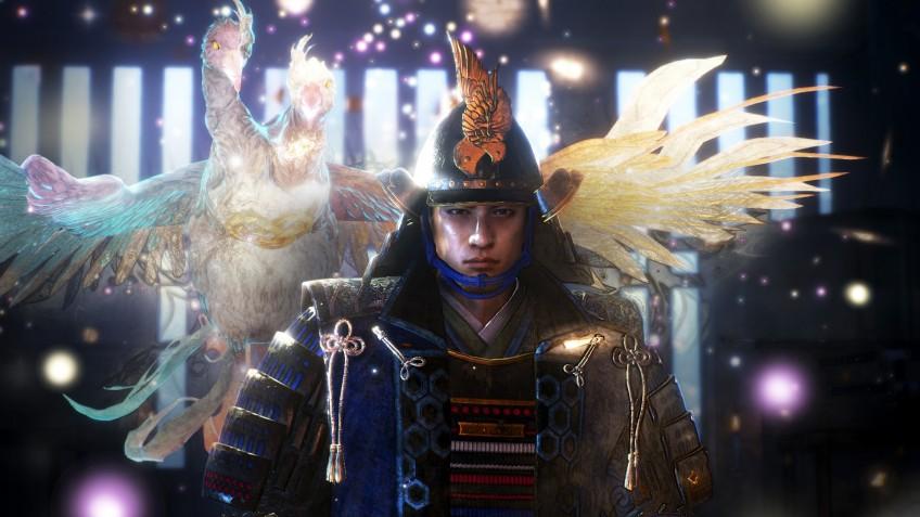 Скриншот из игры Nioh 2