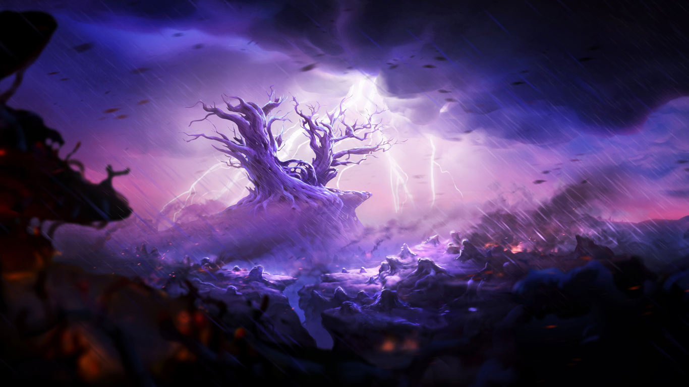 Ori and the Will of the Wisps вылетает с ошибкой