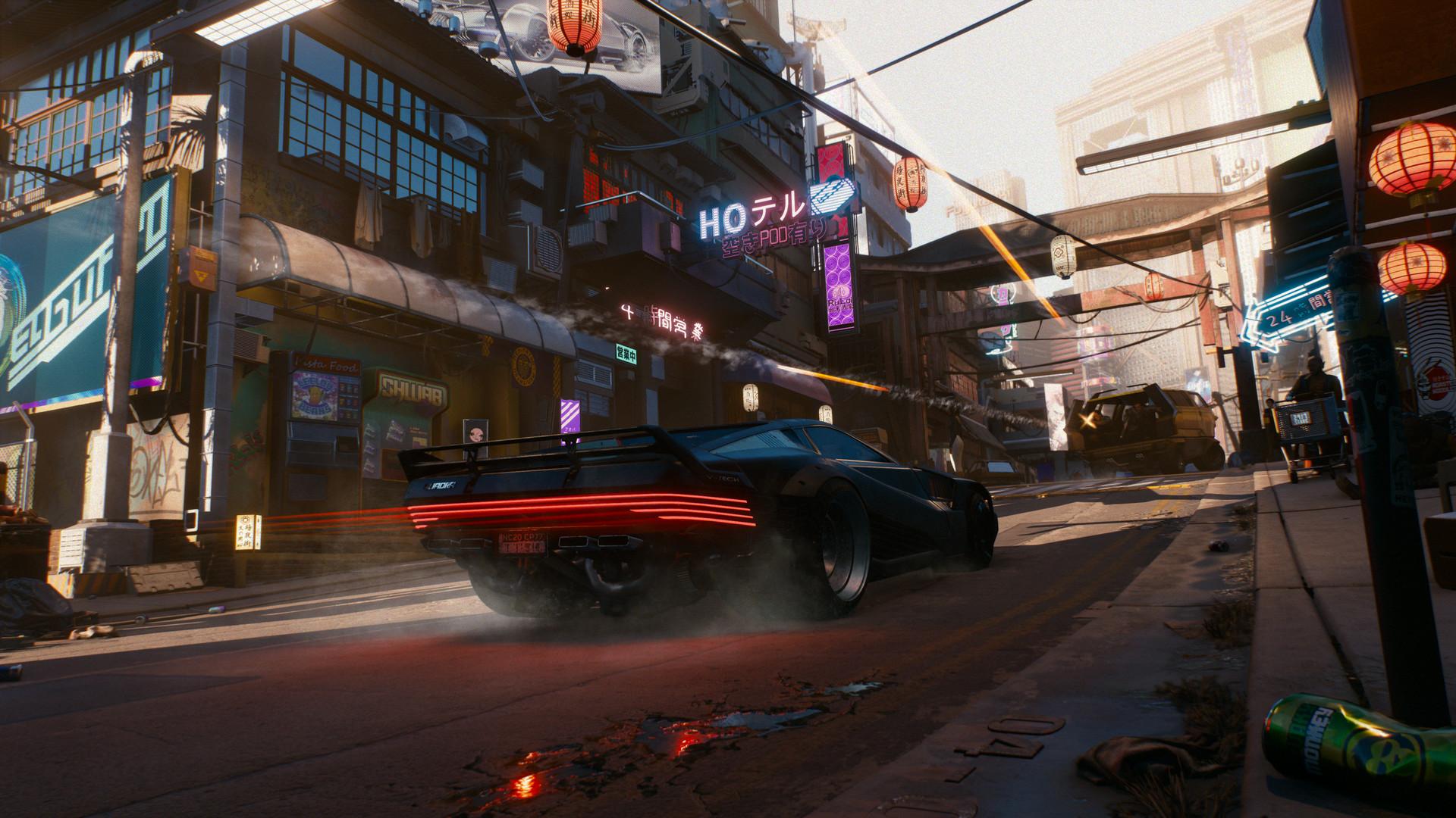 Cyberpunk 2077 вылетает с ошибкой