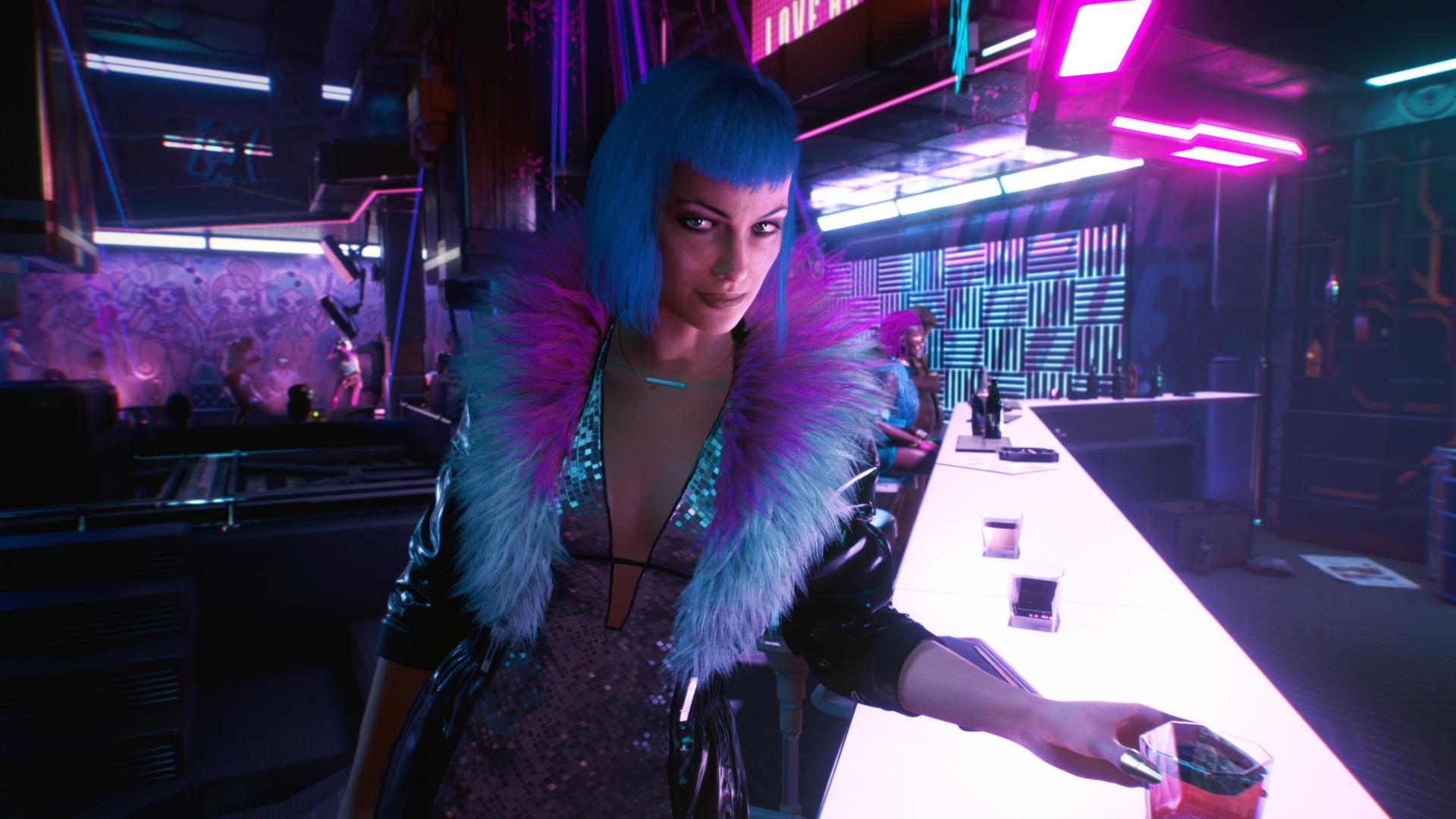 Cyberpunk 2077 повышаем FPS